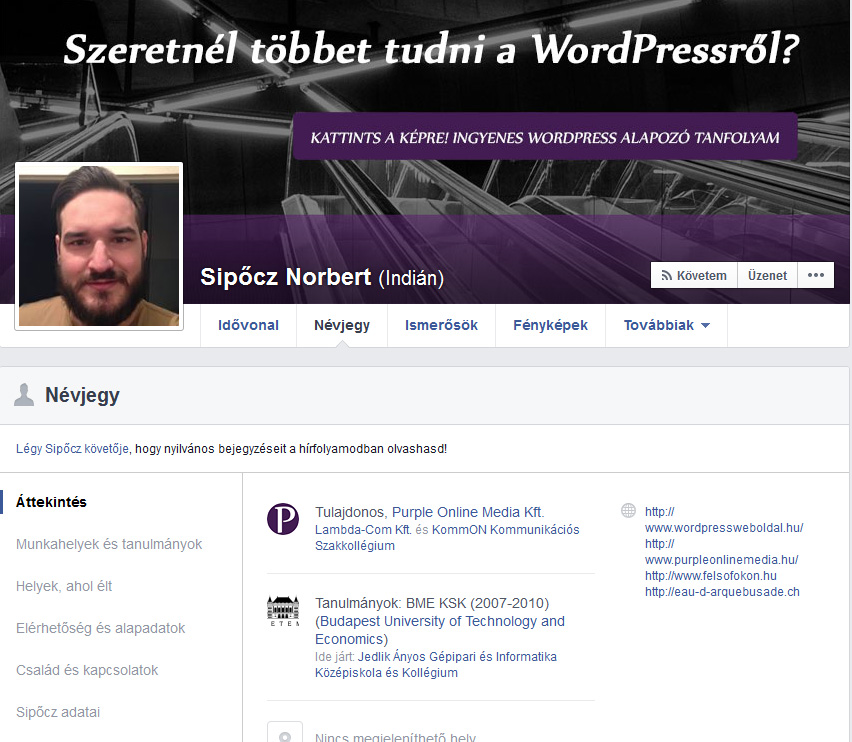 facebook-profil-vallakozokent