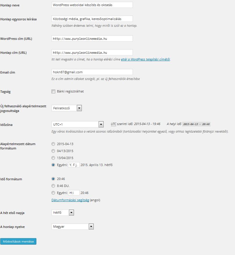 wordpress-konfiguracio-wordpres-alapozo-tanfolyam